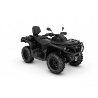 CAN-AM OUTLANDER MAX XT-P 650 TRIPLE BLACK T3B ABS