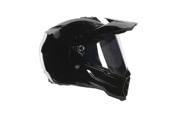 AGV AX-8 Dual Evo Black solıd Kask