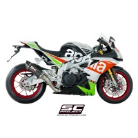 APRILIA RSV4 RF / RR '17 OVAL RACING SLIP ON