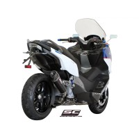 BMW C 600 SPORT KARBON KONİK SLIP ON