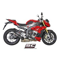 BMW S 1000 R 14'-16' GP M2 RACING SLIP ON