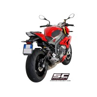 BMW S 1000 R 14'-16' CR-T RACING SLIP ON