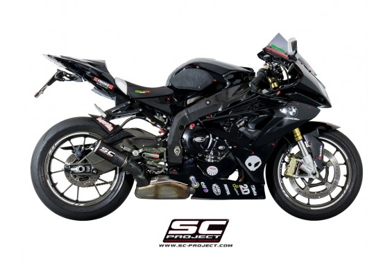 BMW S 1000 RR 10'-14' CR-T RACING SLIP ON