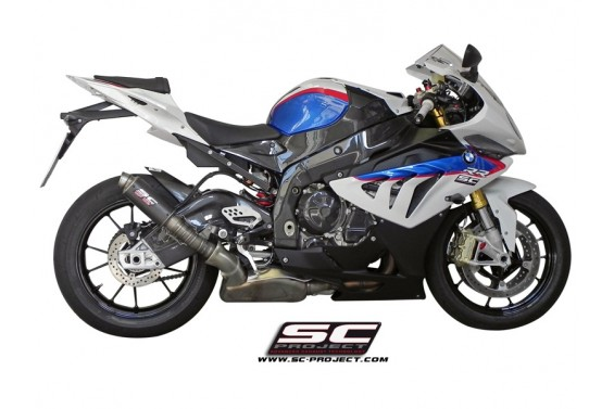 BMW S 1000 RR 10'-14' HIGH POSITION GP M2 RACING SLIP ON