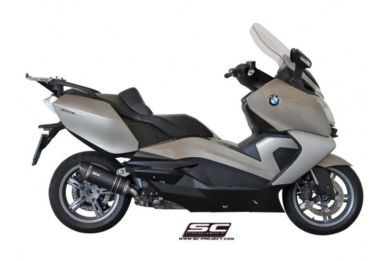 BMW C 650 GT 11'-15' OVAL SLIP ON