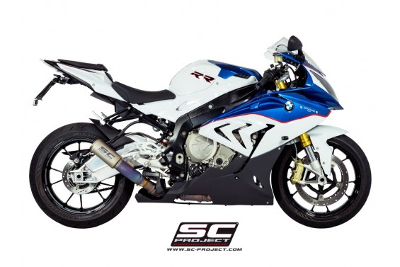 BMW S 1000 RR 15'-16' CR-T SLIP ON WITH LINK PIPE