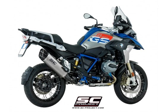 BMW R 1200 GS 17' ADVENTURE HOMOLOGATED SLIP ON