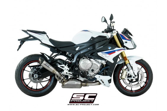 BMW S 1000 R 17' S1 RACING SLIP ON