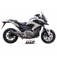 HONDA NC700 S/X - NC750 S/X/DCT HOMOLOGATED SLIP ON
