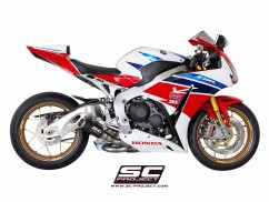 HONDA CBR 1000 RR 14'-16' LOW POSITION CR-T RACING SLIP ON