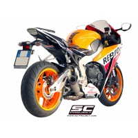 HONDA CBR 1000 RR 14'-16' LOW POSITION S1 RACING SLIP ON