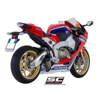 HONDA CBR 1000 RR / SP / 2017 S1 SLIP ON