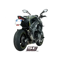 KAWASAKI Z 1000 17' S1 HOMOLOGATED SLIP ON & ÇIK. SUS.