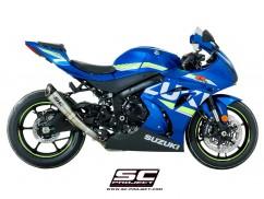 SUZUKI GSX-R 1000 17' RACING S1 SLIP  ON