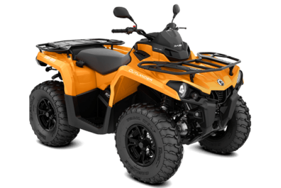Can-Am Outlander 570 DPS ABS