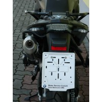 BMW F 700 GS 12'-15' / F 800 GS 08'-15' / F 800 GS ADVENTURE 13'-15' SLIP ON