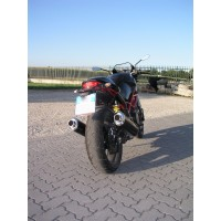 DUCATI MONSTER 600 / 620 / 695 / 750 / 800 / 900 / 1000 / S4 LOW MOUNTING SLIP ON