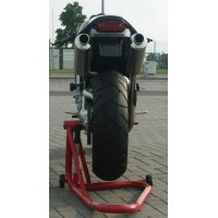 DUCATI MONSTER S2R 800 04'-13' / S2R 1000 06'-08' / S4R 03'-06' HIGH MOUNTING SLIP ON