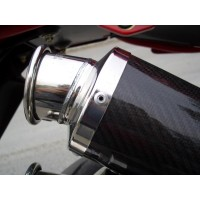 DUCATI MONSTER S2R 800 04'-13' / S2R 1000 06'-08' / S4R 03'-06' SLIP ON 45°