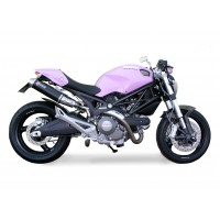 DUCATI MONSTER 696 08'-14' / 796 10'-14' / 1100-1100 S 09'-10' 2 SLIP ON