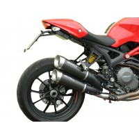DUCATI MONSTER 1100 EVO 11'-13' STANDART MOUNTING SLIP ON