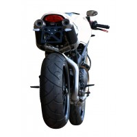 DUCATI MONSTER 1100 EVO 2 SLIP ON