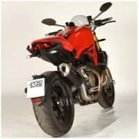 DUCATI MONSTER 821 14'-16' SLIP ON