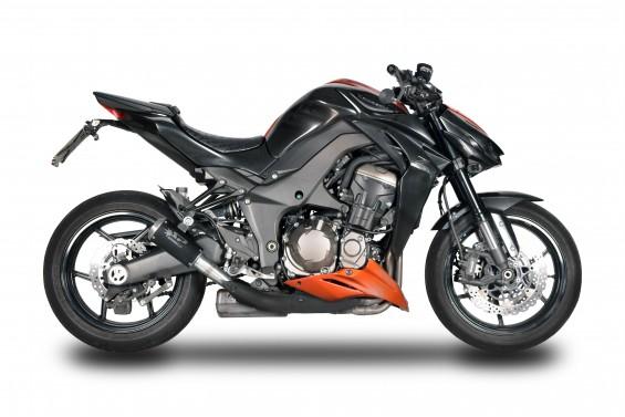 KAWASAKI Z1000 SLIP-ON MOTO GP