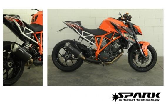 KTM DUKE 1290 14'-16' SLIP ON