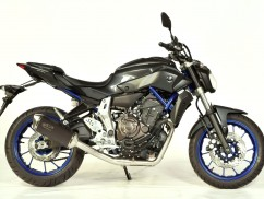 YAMAHA MT 07 14'-16' HIGH MOUNTING FULL SİSTEM