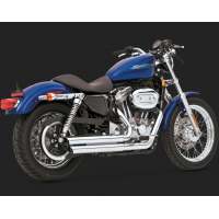 HARLEY DAVIDSON SPORTSTER 04'-13' DOUBLE BARREL STAGGERED 2 INTO 2 FULL SİSTEM