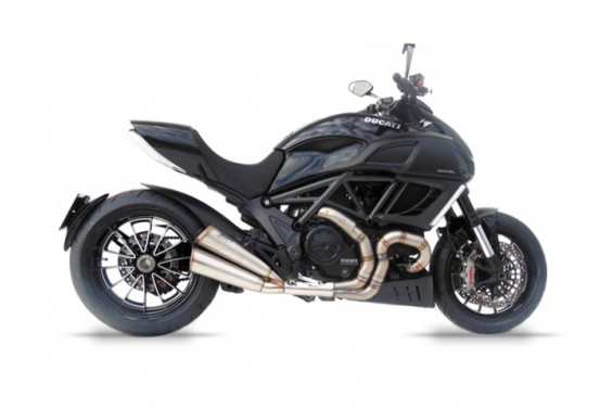 DUCATI DIAVEL 11'-17' SAYILI ÜRETİM SLIP ON