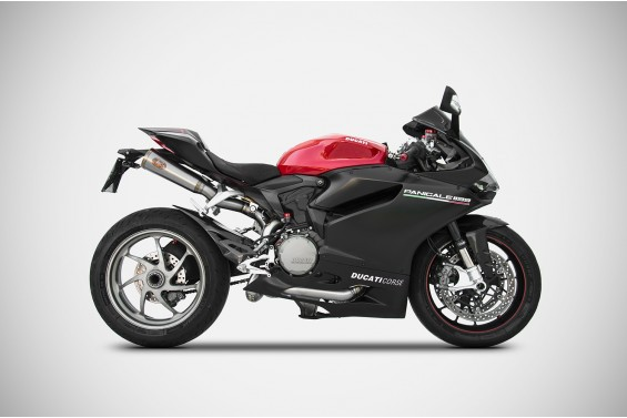 DUCATI 1199 PANIGALE 2>2>1 FULL KIT