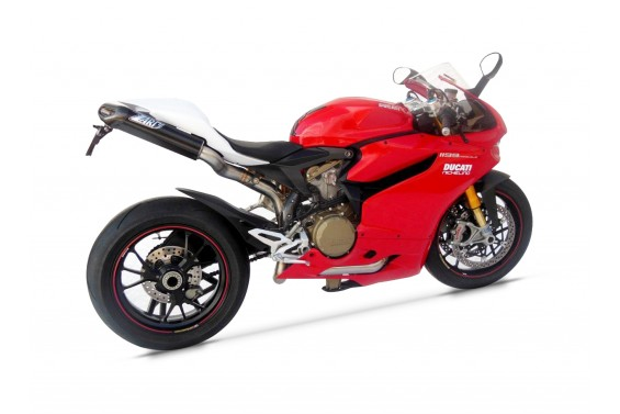 DUCATI 1199 PANIGALE UNDERSEAT VERSION 2>1>2 FULL KIT