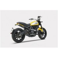 DUCATI SCRAMBLER LOW MOUNTED VERSION SLIP ON