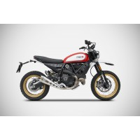 DUCATI SCRAMBLER DESERT SLED VERSION ÖZEL ÜRETİM SLIP ON
