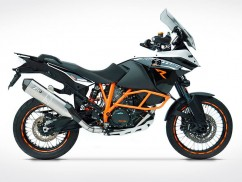 KTM 1190 ADVENTURE PENTA-R VERSION SLIP ON