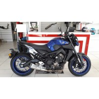 2017 MODEL YAMAHA MT 09 ABS