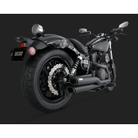 YAMAHA XV950 CRUISER TWINN SLASH STAGGARED FULL SİSTEM