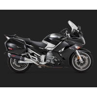 YAMAHA CS ONE SINGLE FjR1300 SİYAH FULL SİSTEM