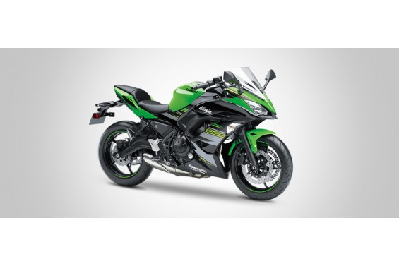 2018 MODEL KAWASAKI NİNJA 650 KRT EDITION ABS