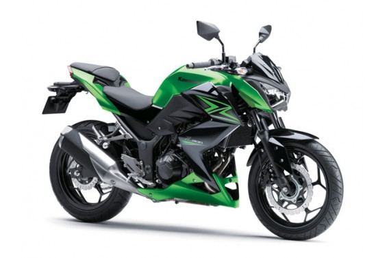 2016 MODEL KAWASAKİ Z300 ABS