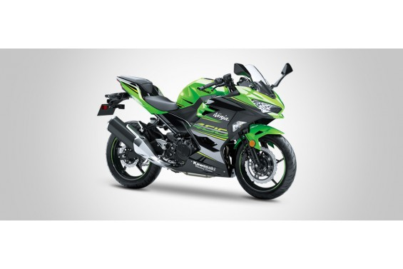 2018 MODEL KAWASAKİ NİNJA 400 KRT.EDT